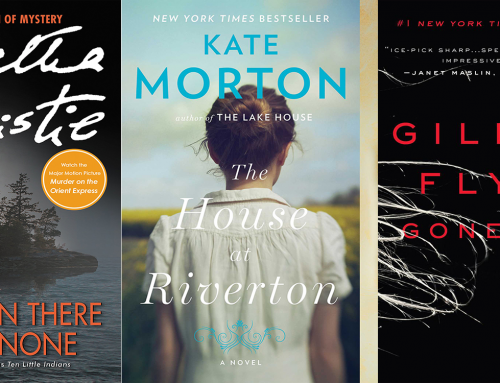 My Top Five Mystery Reads