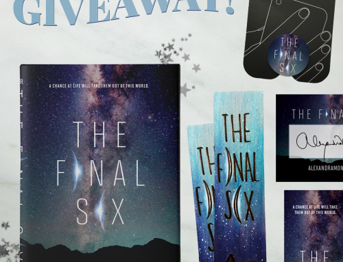 The Final Six: #Bookstagram Tour & Giveaway